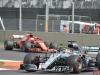 No. 44 y 5: Lewis Hamilton y Sebastian Vettel