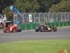 No. 3 y 5: Daniel Ricciardo y Sebastian Vettel