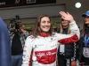Tatiana Calderón prueba un F1
