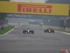 No. 44 y 3: Lewis Hamilton y Daniel Ricciardo