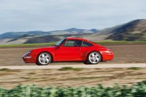 Porsche 911 (993) 1996