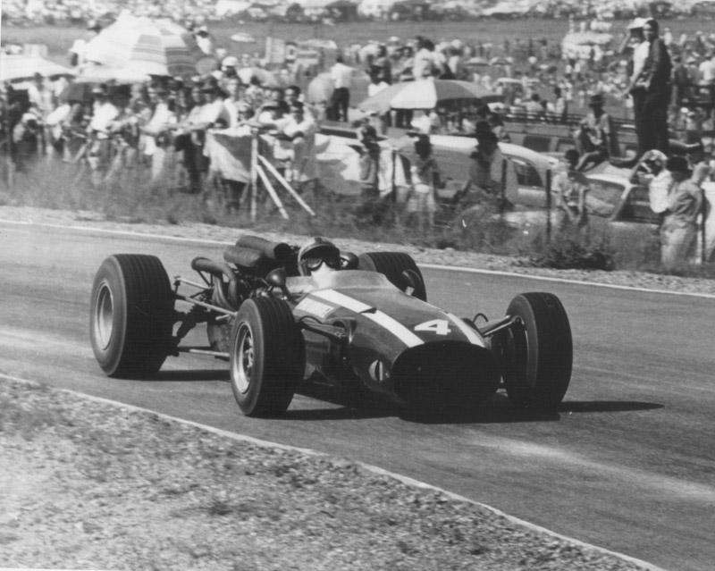 Pedro en Sudáfrica 1967