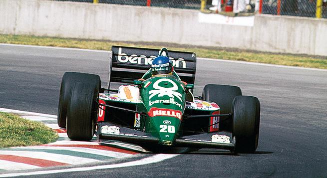 Berger no necesitó parar por un segundo juego de llantas Pirelli