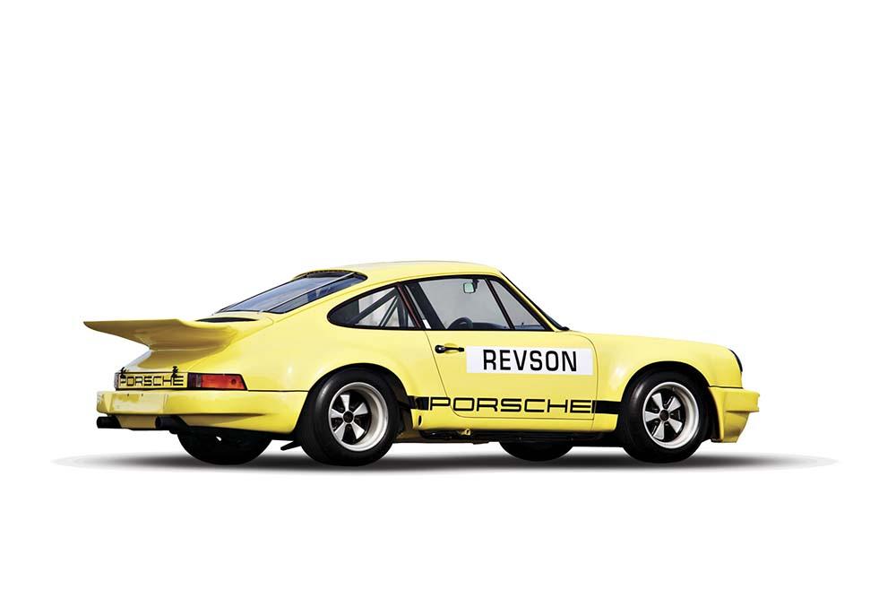 Porsche 911 Carrera 3.0 de 1974