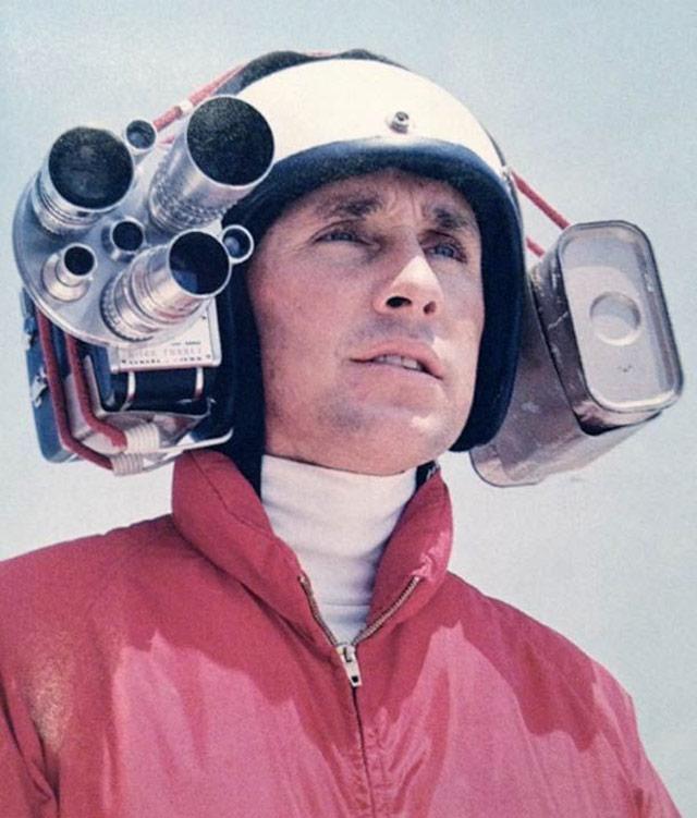 Jackie-Stewart-with-helmet-camera