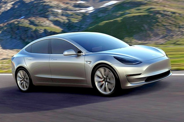 Tesla3WEB