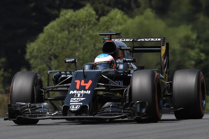 McLaren Fernando Alonso