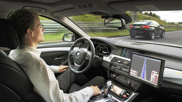 bmw-automated driving