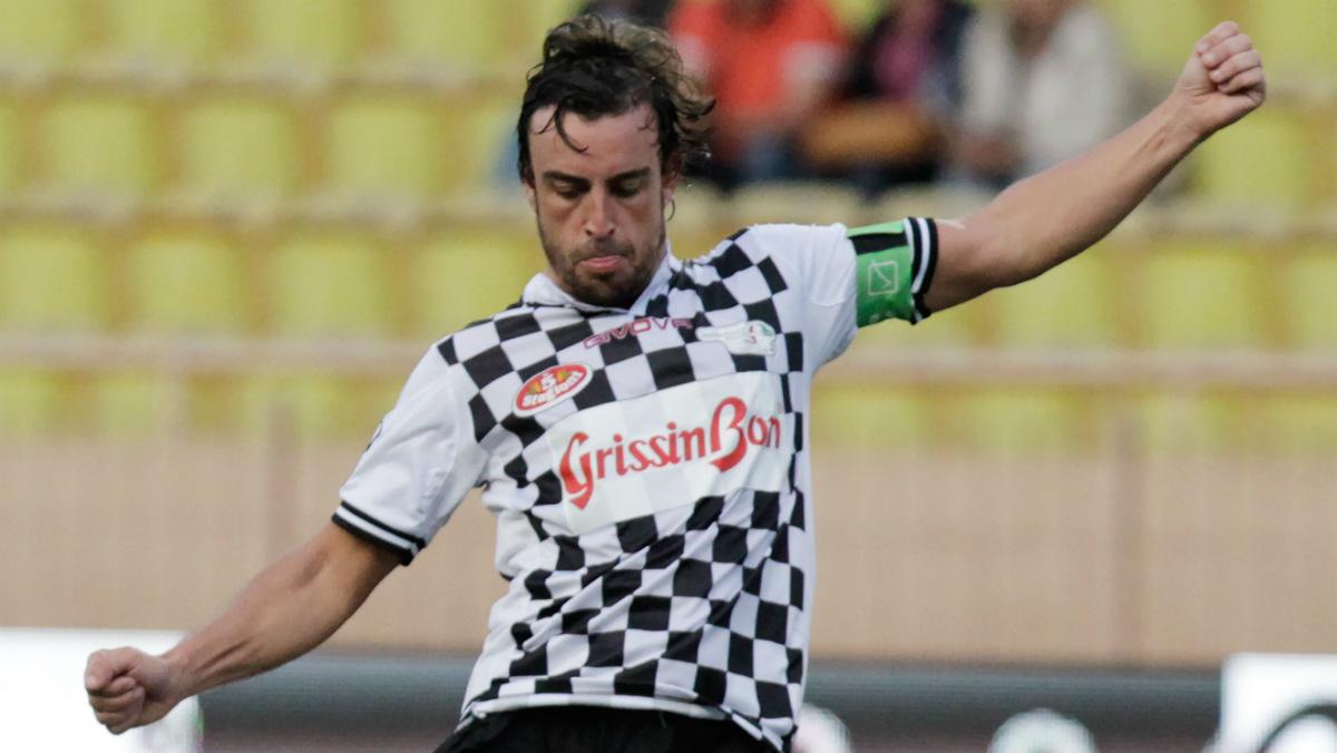 Fernando Alonso Futbol