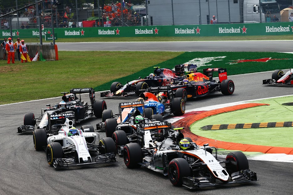 Force India Williams