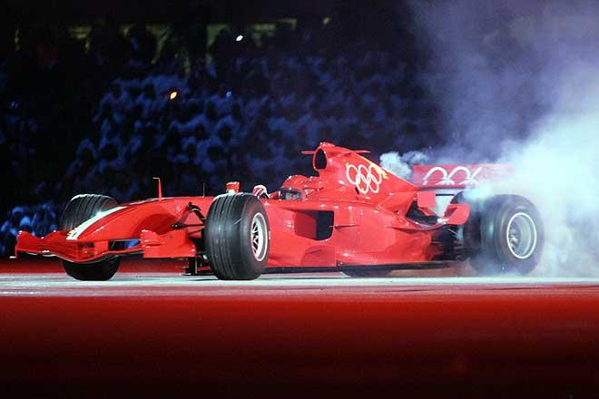Olimpiadas F1