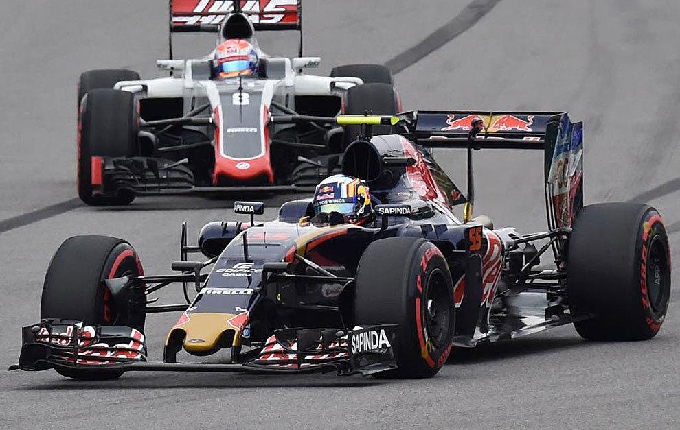 Toro Rosso Haas