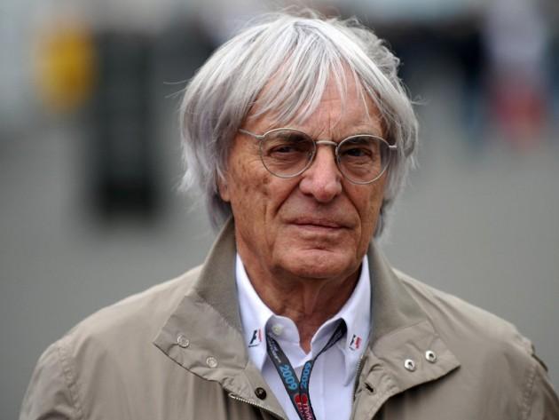 Bernie Ecclestone se quedaría como director ejecutivo de F1