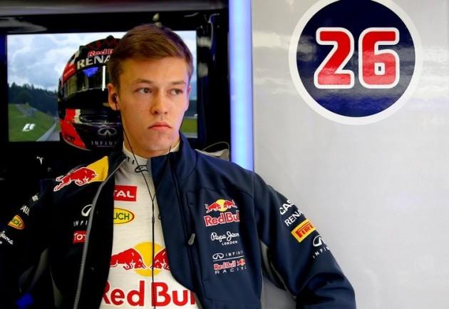 Daniil Kvyat llegó al límite tras destitución en Red Bull