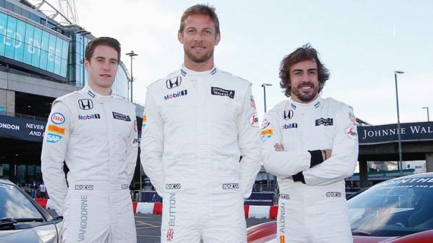 Stoffel Vandoorne es el futuro de McLaren en F1
