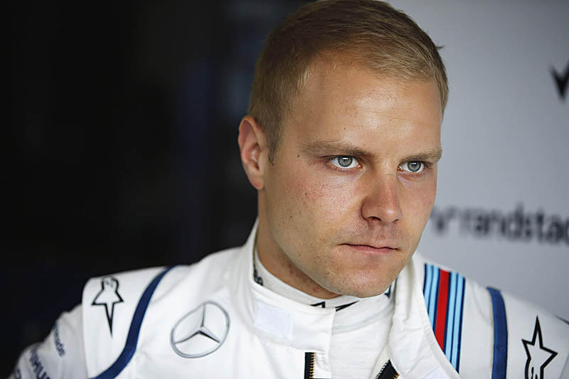 Valtteri Bottas merece primera victoria con Williams