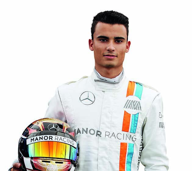 Pascal Wehrlein (GER) Manor Racing. 17.03.2016. Formula 1 World Championship, Rd 1, Australian Grand Prix, Albert Park, Melbourne, Australia, Preparation Day. - www.xpbimages.com, EMail: requests@xpbimages.com - copy of publication required for printed pictures. Every used picture is fee-liable. © Copyright: Moore / XPB Images