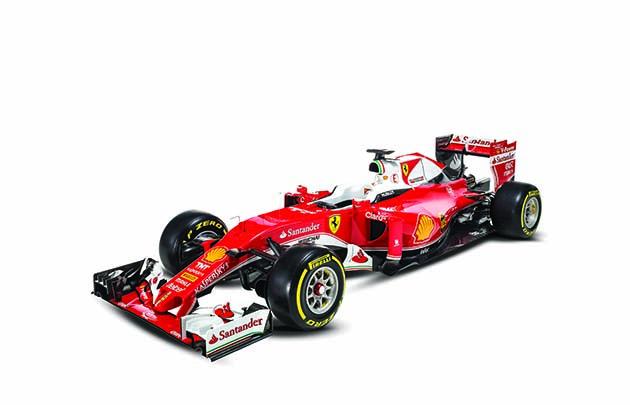 Ferrari PATH
