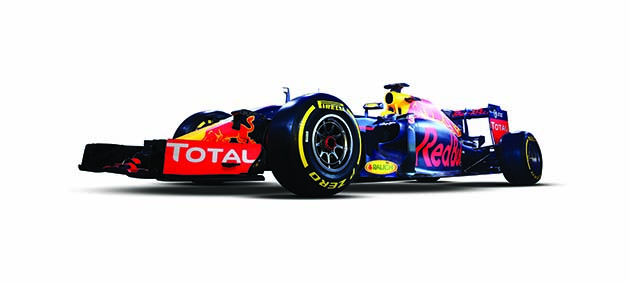 LONDON, ENGLAND - FEBRUARY 17: The RB11 featuring the 2016 livery is unveiled during the launch event for PUMA and Red Bull Racing's 2016 Livery and Teamwear at Old Truman Brewery on February 17, 2016 in London, England. (Photo by Clive Mason/Getty Images) // P-20160217-00408 // Usage for editorial use only // Please go to www.redbullcontentpool.com for further information. //