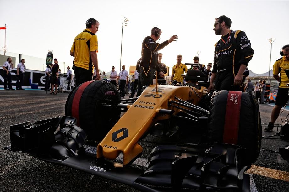 Renault cree ganarle a Mercedes en 2018