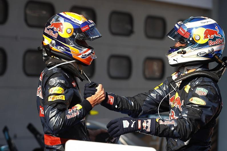 Ricciardo Verstappen