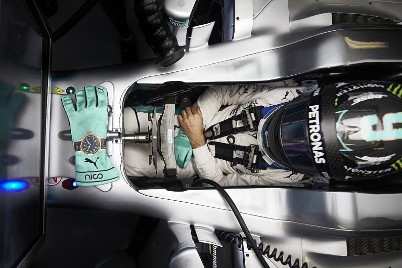 Rosberg, el mejor.