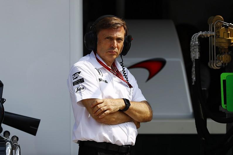 Saldra Capite de McLaren