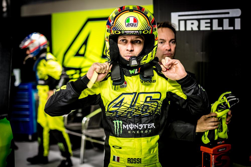 Valentino Rossi motorsport
