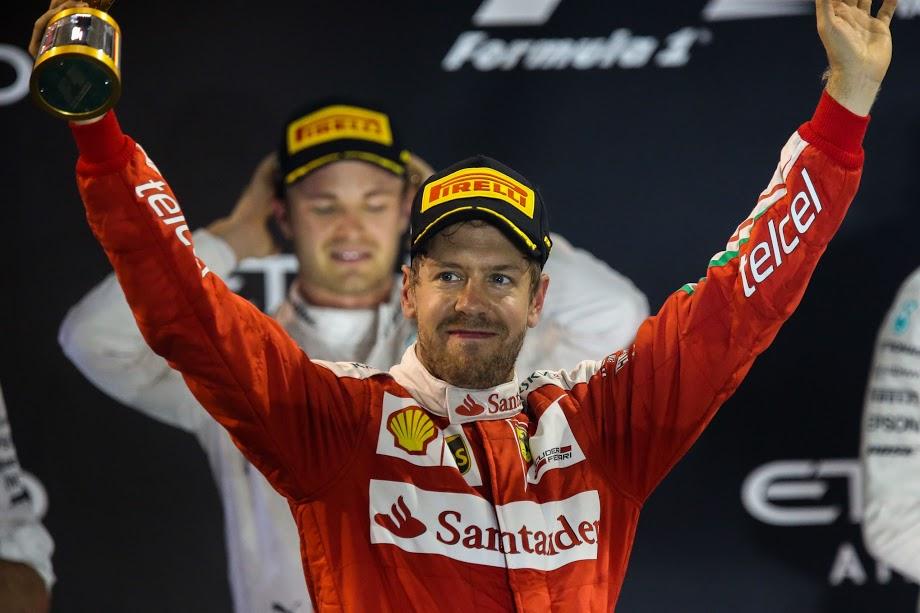 Vettel mas calmado