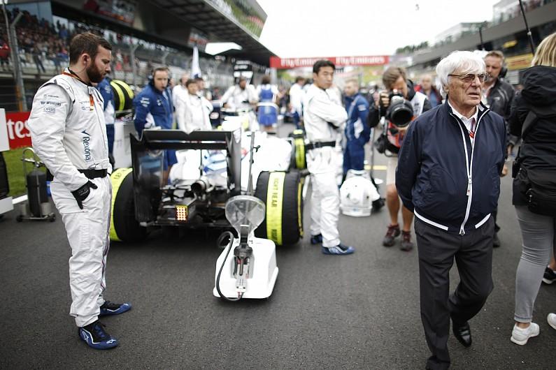 Bernie Ecclestone cambio la F1