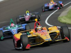 Hunter-Reay (FOTO: Mike Finnegan/IMS, LLC Photo)