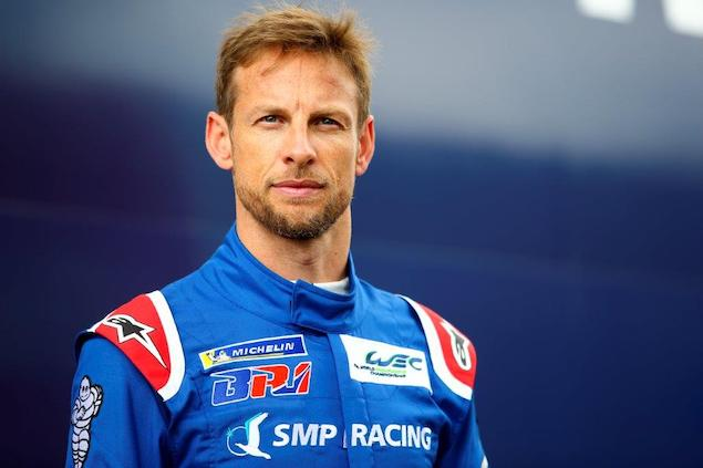 Button (FOTO: JEP ELMS/WEC)