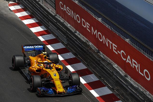 Vandoorne aprovechó el abandono de Alonso (FOTO: Manuel Goria/McLaren)