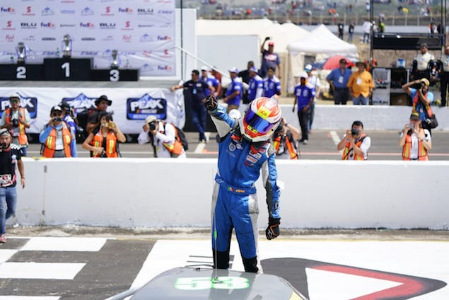 FOTO: NASCAR PEAK Series