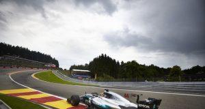 Hamilton (FOTO: Mercedes AMG F1 Motorsport)