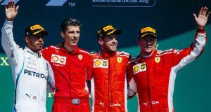 FOTO: Scuderia Ferrari