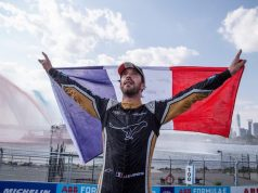 Vergne (FOTO: TECHEETAH Formula E Team)