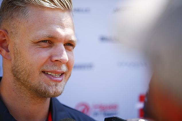 Magnussen atraviesa su mejor primer mitad de temporada en la F1 (FOTO: Haas F1 Team)