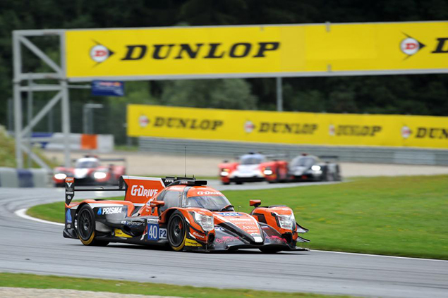 Gutiérrez Junco y James Allen se ubican en 14° lugar general (FOTO: European Le Mans Series)