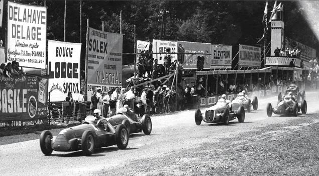 Fórmula Uno 1946-1949