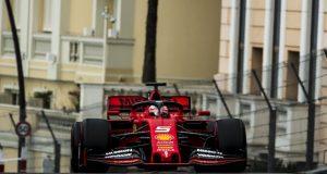 Vettel (FOTO: Scuderia Ferrari)