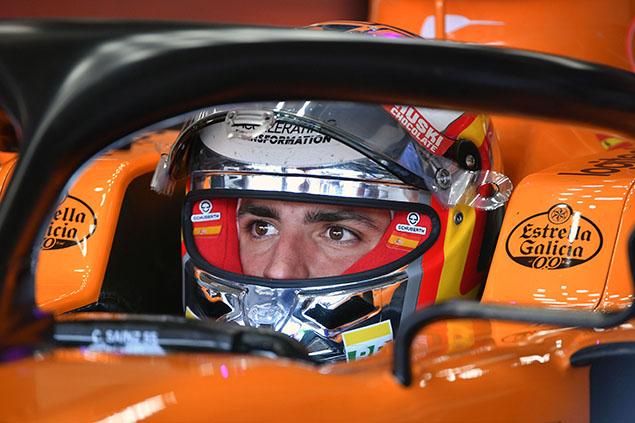 Carlos Sainz pasa de McLaren a Ferrari