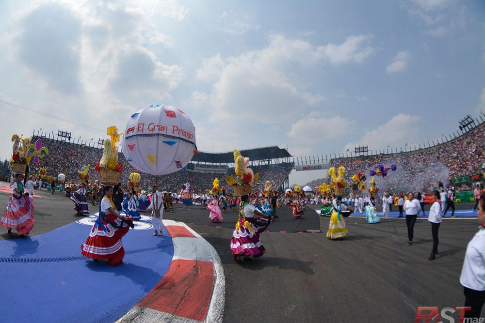 Ambiente previo al Gran Premio mexicano (FOTO: Carlos A. Jalife Ruz)