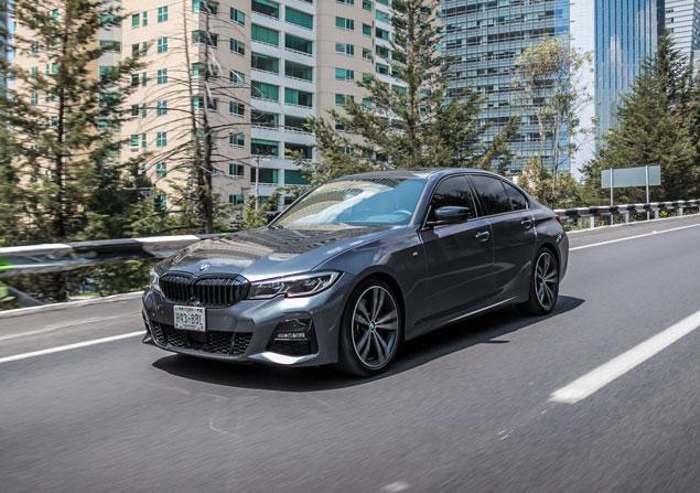 BMW 330i méxico