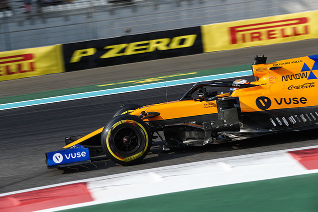 McLaren tiene pérdidas