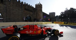 Previa F1 Azerbaiyán (FOTO: Pirelli Motorsport)