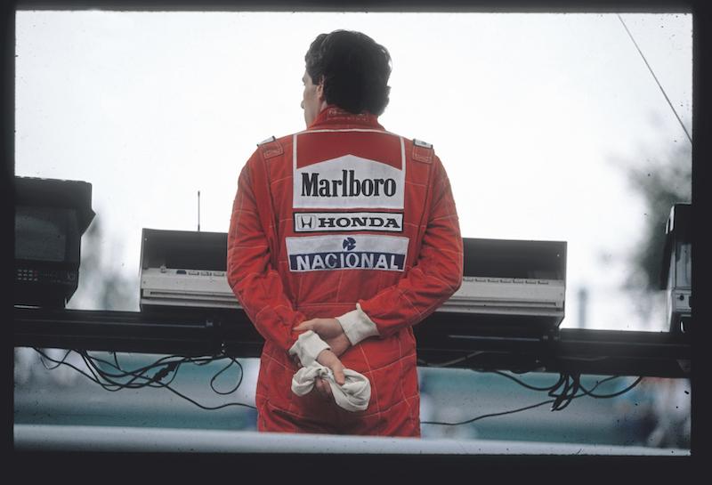 1990: mirando los toros desde la barrera