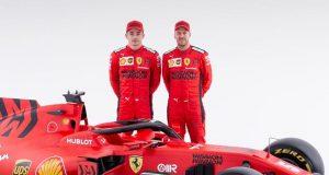 Equipo Ferrari 2019