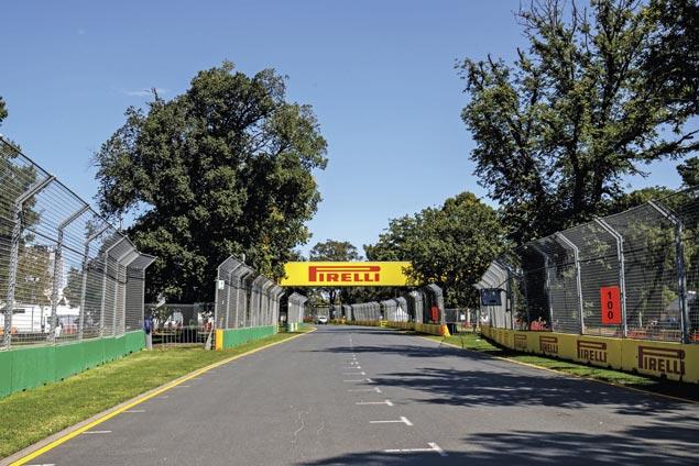 Albert Park GP de Australia