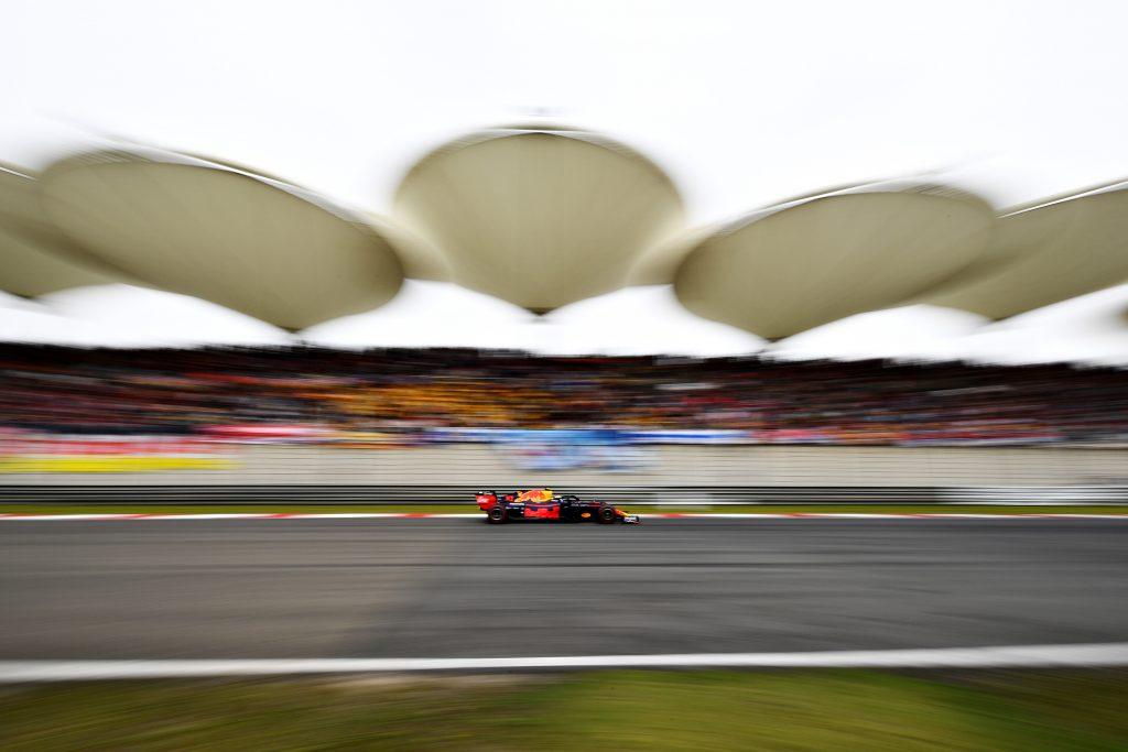 F1 quiere ronda doble en China
